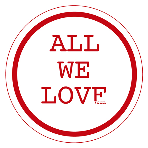 all we love logo